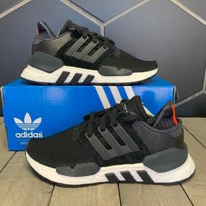 Adidas EQT Support 91/18 Core Black Casual Shoes